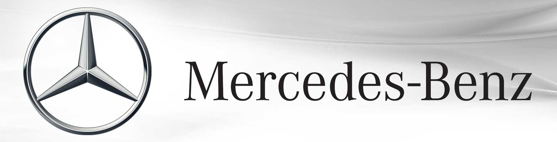 We service Mercedes Benz